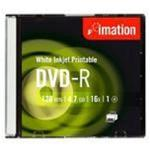 SUPPORTO DVD-R 16x PRINTABLE IMATION  ( 1 CAKE X 10pz )