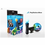 CONTROLLER DI NAVIGAZIONE SONY PLAYSTATION 3 PS MOVE STARTER PACK WIRELESS 5MT(PS3)