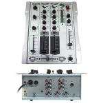 Mixer per DJ a due canali commutabili, crossfader professionale MJ-2
