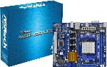 SCHEDA MADRE ASROCK N68-VS3 UCC All in One per AMD DDR-3 SK-AM3