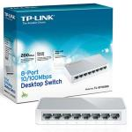 SWITCH DESKTOP DI RETE TP-LINK 8-Port 10/100Mbps TL-SF1008D