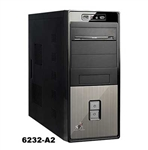 PC GALAXY X3025 X2 6000+ 3.0Ghz/2GB RAM/HDD 500GB/MAST. DVD±RW/GF-6100 256MB/CARD-READER/NO S.O.