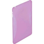 COVER IN TPU ROSA PER IPAD KEYTECK