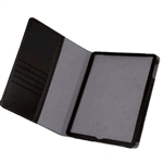 CUSTODIA IN PELLE PER IPAD KEYTECK