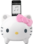 DOCKING STATION MCA CON ARTOPARLANTI PER MP3/MP4 HELLO KITTY iPod/iPhone KT1