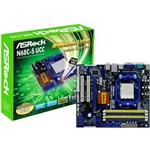 MB ASROCK N68C-S UCC All in One per AMD DDR-2 / DDR-3 SK-AM2/SK-AM3